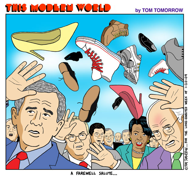 Incredible Shrinking Republican Party >> This Modern World » Comics
