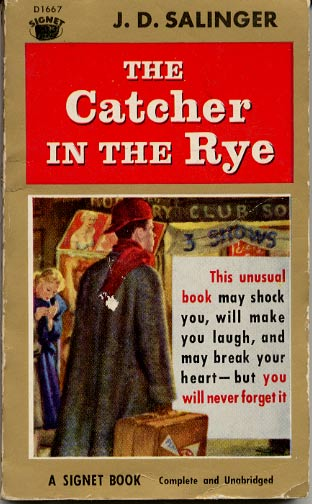 catcher in the rye and igby goes down essay